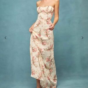 """Reformation """"Riesling"""" dress"""
